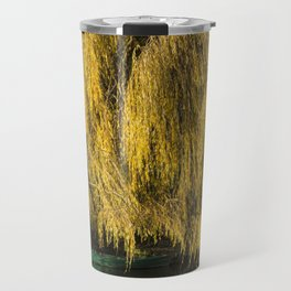 Under the Weeping Willow Travel Mug