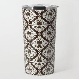 Batik Style 9 Travel Mug