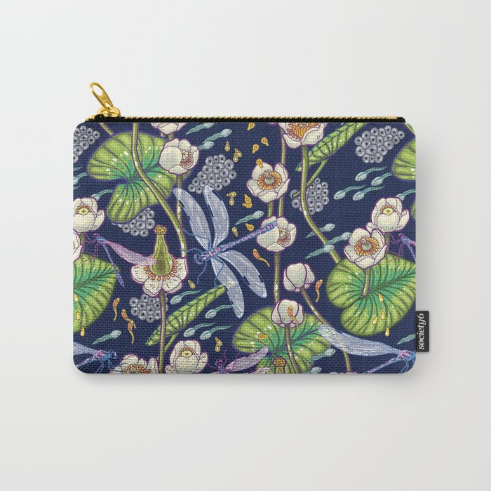 river stories Carry-All Pouch