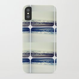 But the other world is even colder than ours... iPhone Case