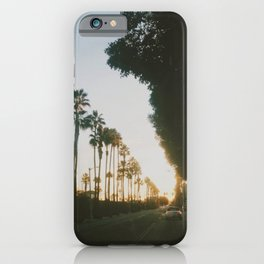 Melrose Avenue, Los Angeles, CA iPhone Case