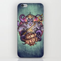 SEA WITCH iPhone & iPod Skin