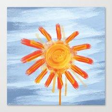 Sunshine Painting Canvas Print
