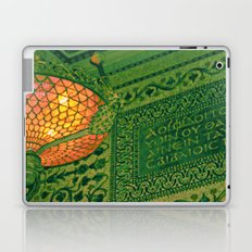 Chicago Cultural Center ~ architecture tiffany lamp detail Laptop & iPad Skin