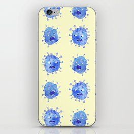 Vicious Viruses iPhone Skin