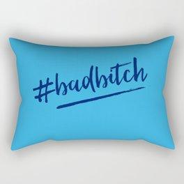 Bad Bitch (Plain) Rectangular Pillow