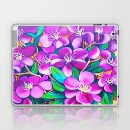 Tibouchina Laptop & iPad Skin