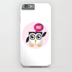 Pixel Penguin - Hi Slim Case iPhone 6s