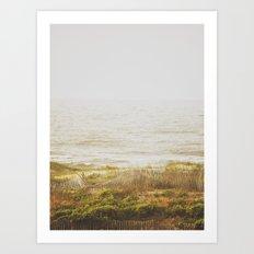 Atlantic Art Print