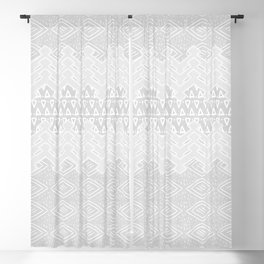 Akra in Grey Blackout Curtain