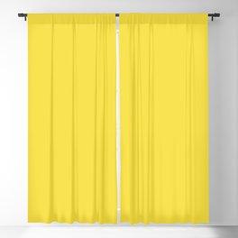 BUTTERCUP PANTONE 12-0752 Blackout Curtain