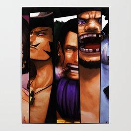 devil alliance Poster