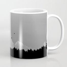 Mound Hood Reflection II Coffee Mug