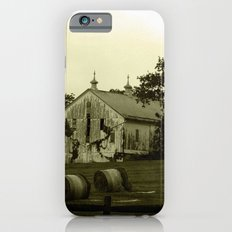 Civil War Era Barn iPhone 6 Slim Case