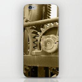 Heavy machinery iPhone Skin