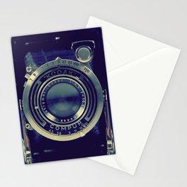 Vintage Camera Kodak Stationery Cards