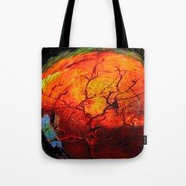 Hurting Tree Tote Bag