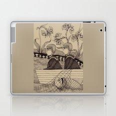 The Golden Fish (2) Laptop & iPad Skin