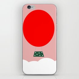 Up to the sky iPhone Skin