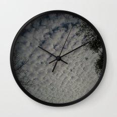 Skyscape 3 Wall Clock