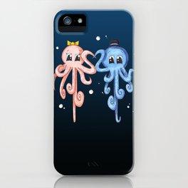 Octolove  iPhone Case