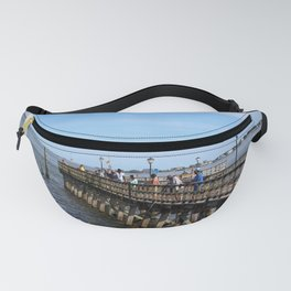 Fishing In Southport Fanny Pack