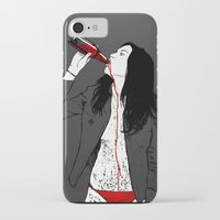 drink iPhone & iPod Cases featuring DRINK by CoCoCo