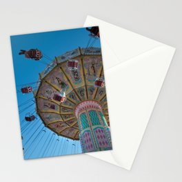The Carousel Swing Stationery Cards