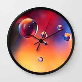 these are the magic years Wall Clock