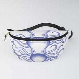 Octopus Kraken Sea Monster  Cthulhu Diver Gift Fanny Pack