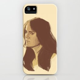 Teen Wolf - Malia iPhone Case