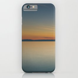 Chillon Panorama iPhone Case