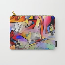 Expression I Carry-All Pouch