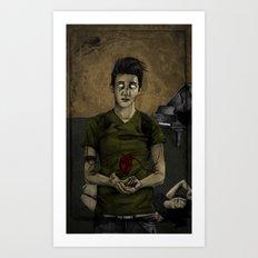 I Am A Transylvanian Art Print