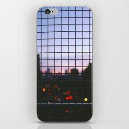 New York Sunset iPhone Skin