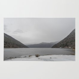 Lakeview in Norway Rug