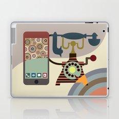 Telecom Chic Laptop & iPad Skin