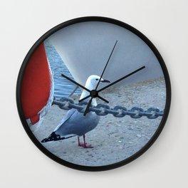 The Cape Town gull Wall Clock