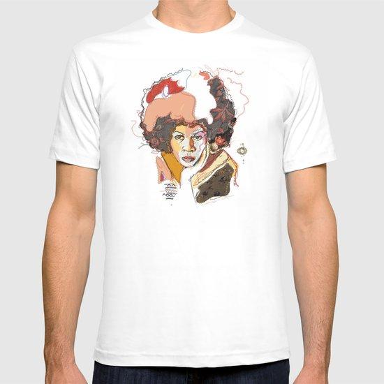 Minnie Riperton - Soul Sister | Soul Brother T-shirt
