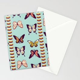 Butterfies II Stationery Cards