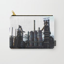 Bethlehem Steel Blast Furnaces 2 Carry-All Pouch
