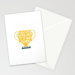 Reward Stationery Cards