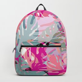 Tropical Pinks Backpack