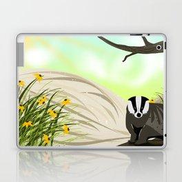Badger Laptop & iPad Skin