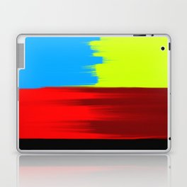 Abstract Painting No 344 By Chad Paschke Laptop & iPad Skin