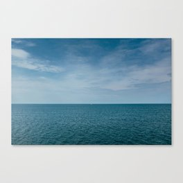 Lake Erie Canvas Print