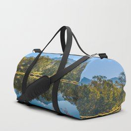 Autumn mirror Duffle Bag
