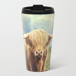 Ox Bull Travel Mug