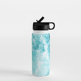Perfect Sea Waves Water Bottle