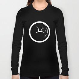 Ferret Indigo Long Sleeve T-shirt